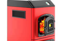 Kinnesswood solid fuel boiler costs